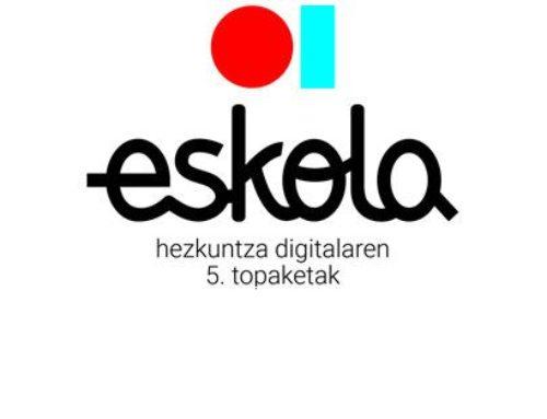 Participamos en Hezkuntza Digitala-V.Topaketak