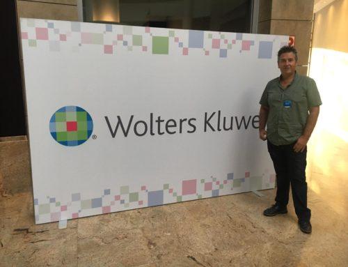 Inika en las Jornadas de Wolters Kluwer