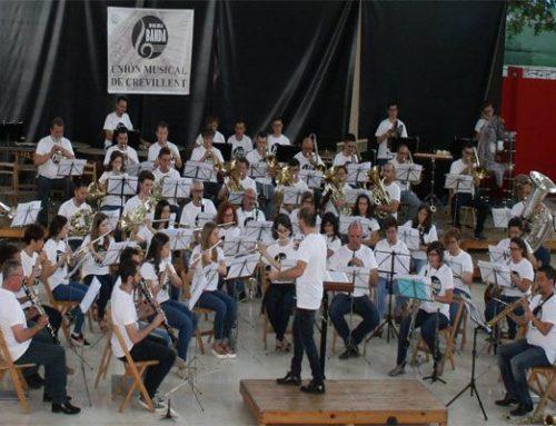 Damos la bienvenida a Unión Musical de Crevillent